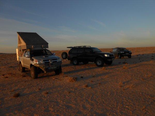De Marrakech à la frontière mauritanienne