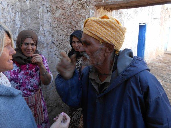 Chez Hassan à Chémaïa