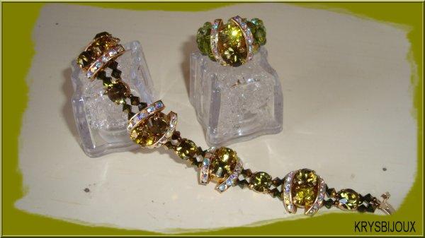 Bracelet et bague SILKE du charl'stone 2