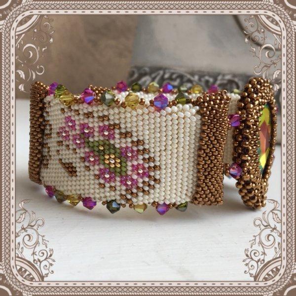 Bracelet au crochet 60¤