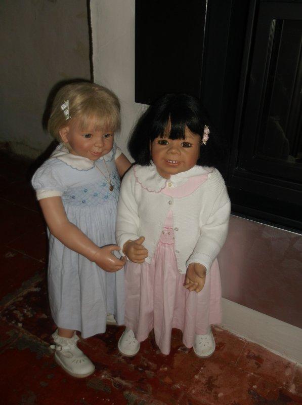 Adèle  et Natacha