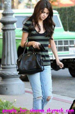 Selena version naturelle !