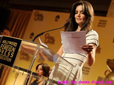 Golden Globes 2011 : Katie Holmes dévoile la liste des nommés !
