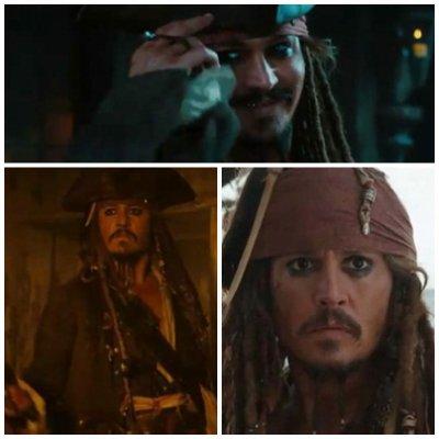 voici quelques  photos tirées de la première bande-annonce des Pirates des Caraïbes 4, qui sortira en mai prochain. Dont une bonne moitié destinée aux fans de Johnny Depp. Un joli cadeau de Noël avant l'heure ?