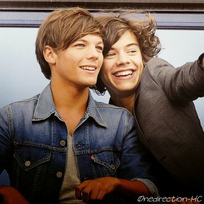 Harry Styles et Louis Tomlinson