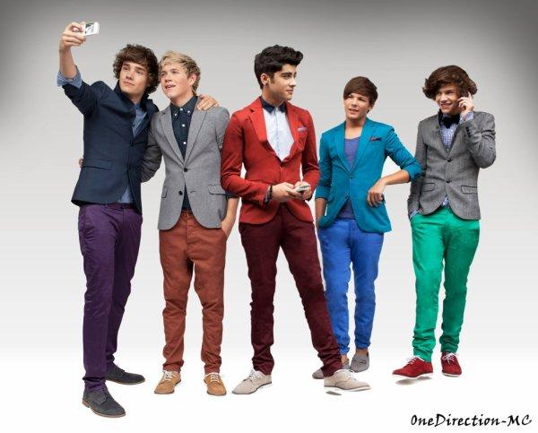 Les 0ne Direction ♥ - Les plus beaux !