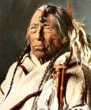 Photo de indiens
