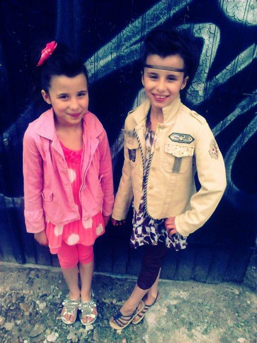 mes filles :)