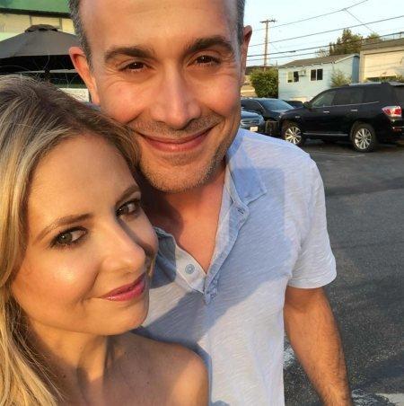 photos de Sarah et Freddie