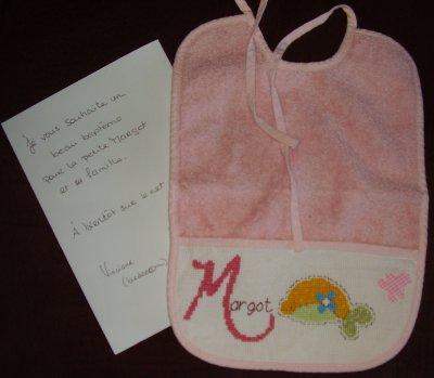 Concours de Margot - 1er cadeau