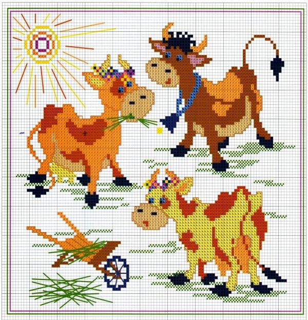 Ronde des vaches