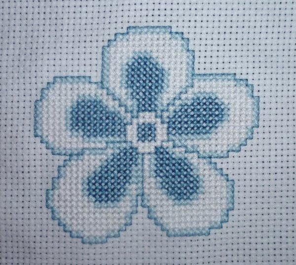 Nappe fleurs - 1