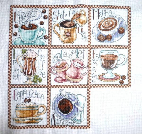 "sal ""coffee break"""