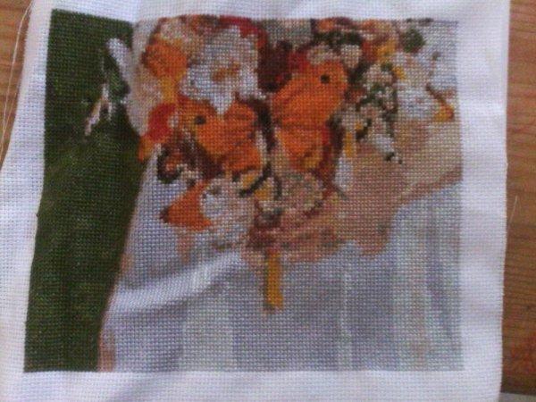 Sal bouquet de papillons