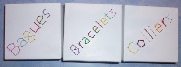 Petites boîtes à bijoux