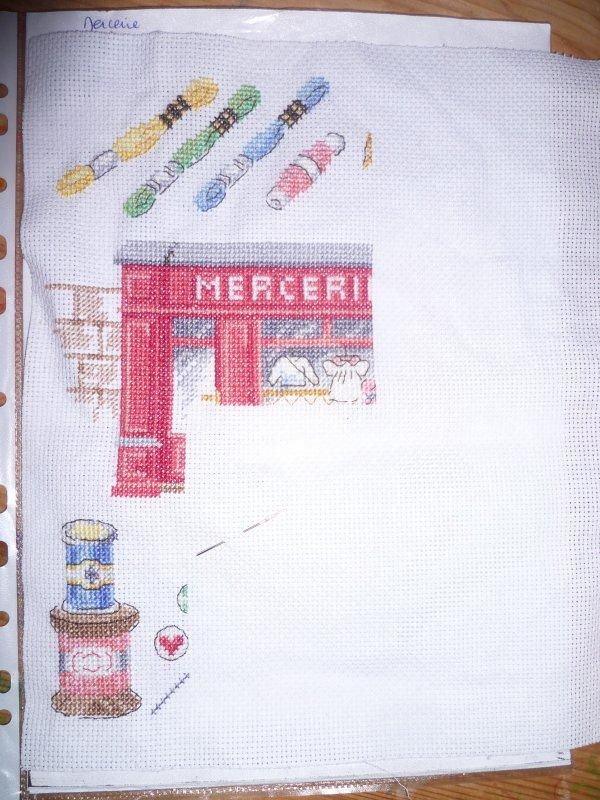 Sal Mercerie - 1ère partie