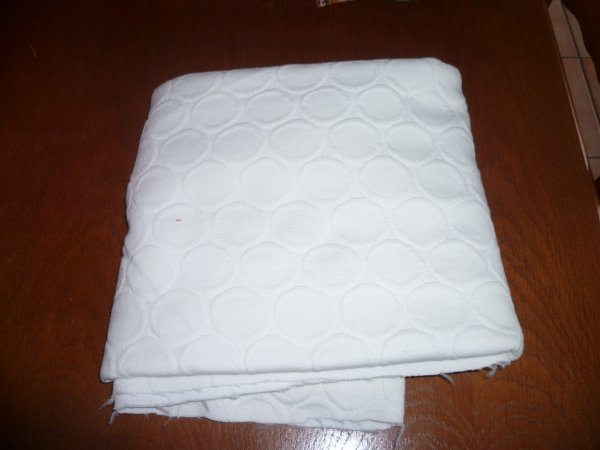 Marché du tissu