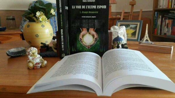 La Voie de l'ultime espoir Tome 1 Étrange découverte édition bookelis en commande