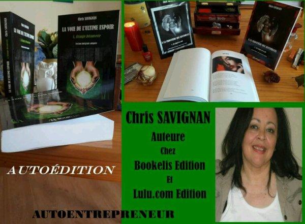 Chris Livres E-samsar.fr