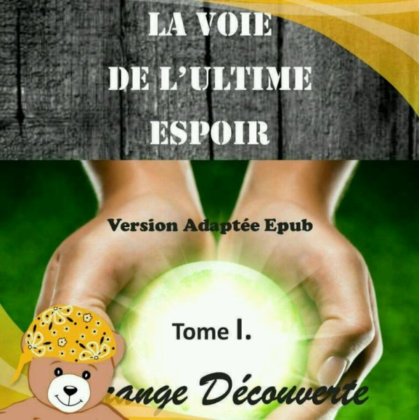 Ebook epub tome 1 de la voie de l'ultime.