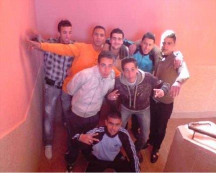 moi et les ami