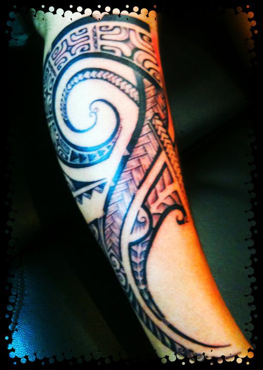 Wallis Maori Tattoo / Tatouage Polynésien / Tatouage Maori / Tattoo Polynésien / Tattoo Maori / Tatouage Tribal / Tattoo Tribal /Tatoueur Polynésien / Tatoueur Maori