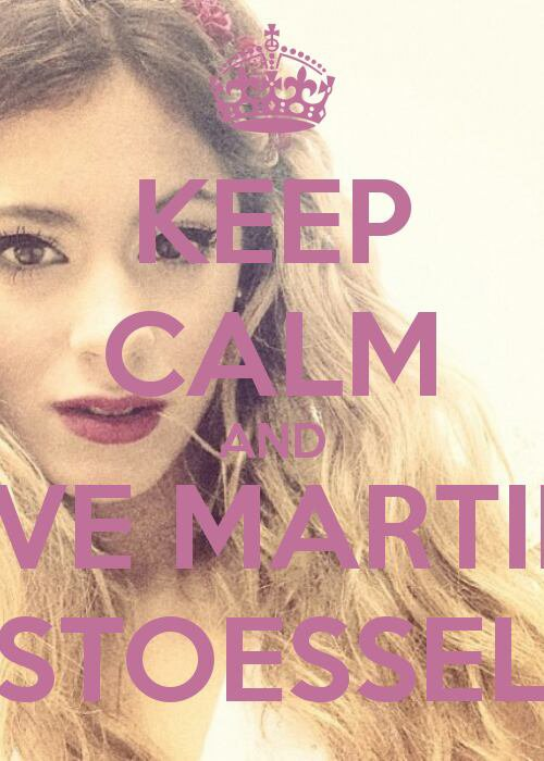 Keep calm and love martina stoessel ♡♥♡