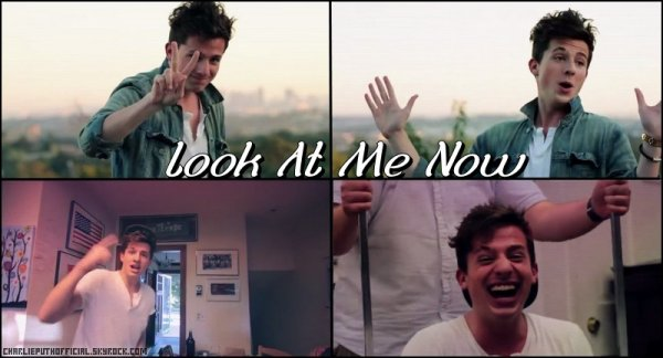 Look At Me Now - Charlie Puth