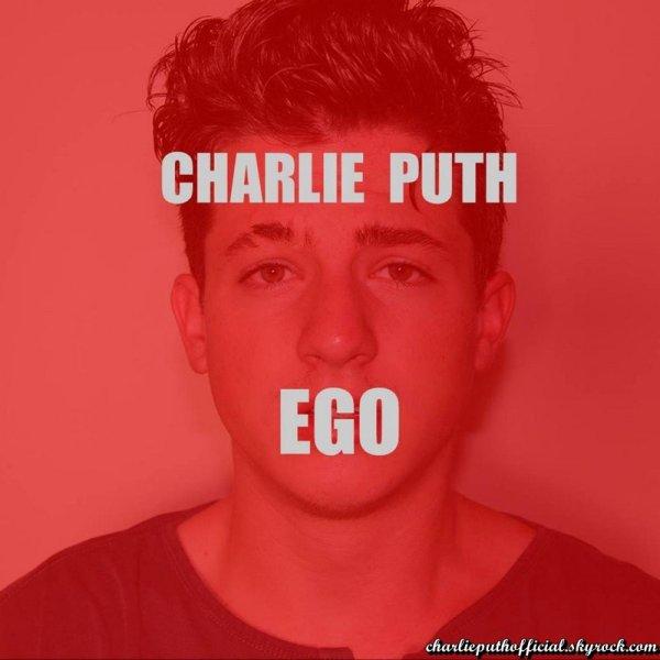 """Album """"EGO"""" - Charlie Puth"""
