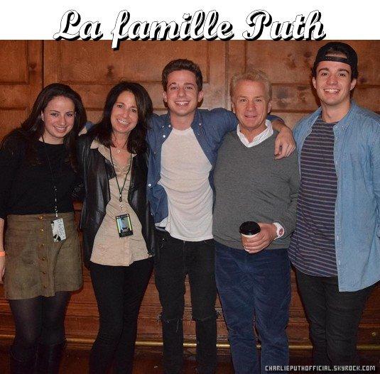 La famille Puth