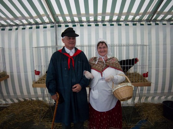 costume traditionnel de normandie