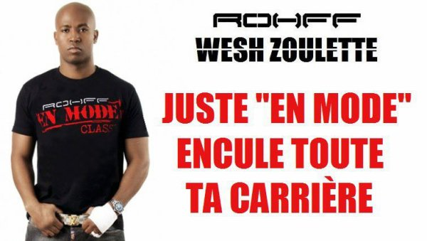 musique rohff wesh zoulette