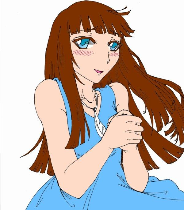 Fanart pour Purpule-Yukiko (NE PAS TOUCHER, CE PERSONNAGE N'EST PAS A MOI)