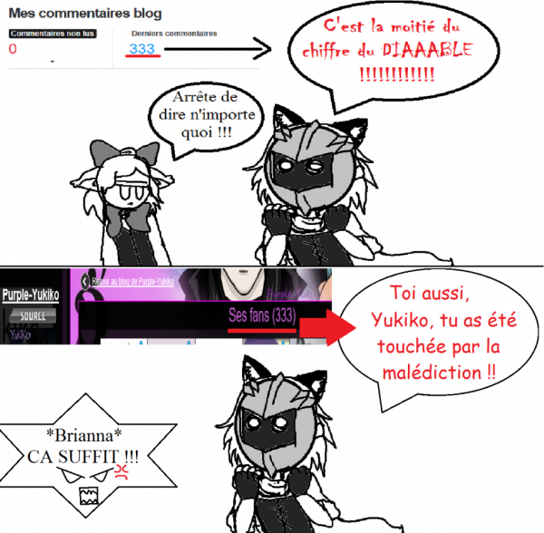 La malédiction du 333 !!! (by Loli)
