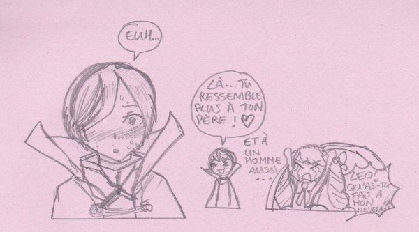 Quand je m'ennuie et que je suis inspirée par Fire Emblem Fates...