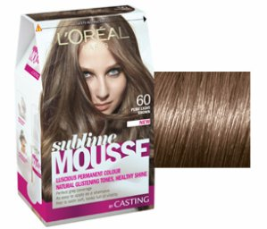 Sublime Mousse / Dream Mat mousse