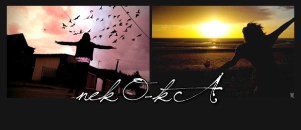 . n e k O - k AInscrite depuis le : 31/07/2012