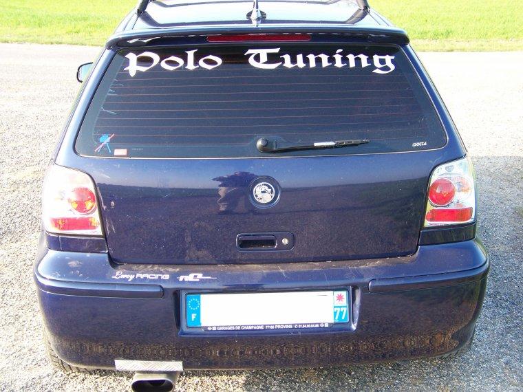 Tuner une Polo en 2009
