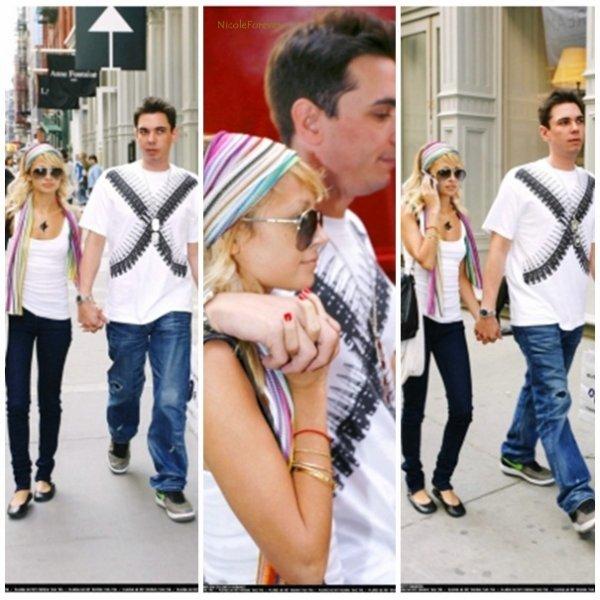 Candis du 13 Juin 2006   Shopping avec Adam à New York