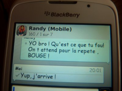 SMS RAY