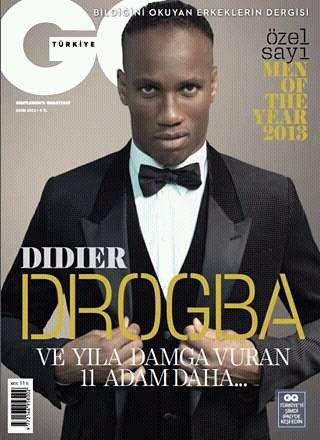 Didier Drogba fête ses 39 ...HbD