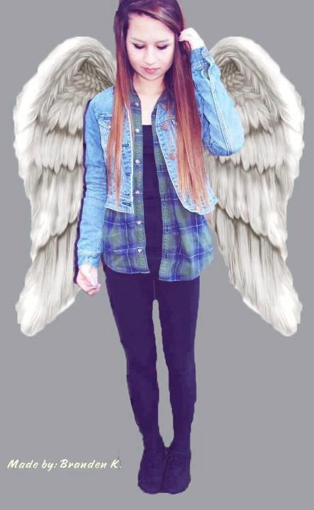 Amanda Todd - Un ange partit beaucoup trop tôt ♥