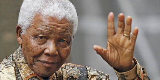 Une pensée pour Nelson Mandela RIP
