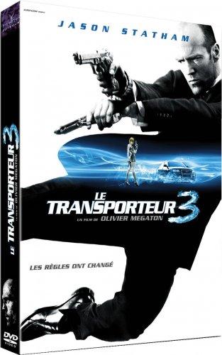 Le transporteur 3 en DVD et Blu-ray