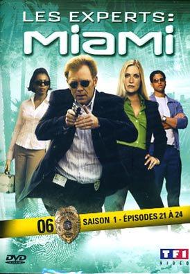 """[ """"Les experts de Miami"""": C'est la saison numéro un en DVD. """" ]"""