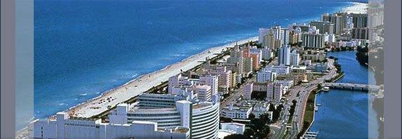 """[ """"Voici la très belle ville de """"Miami"""": ]"""