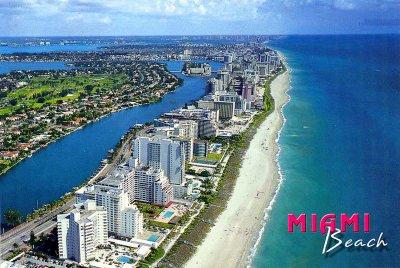 """[ """"Une belle photo pour rêver de la très belle ville de """"Miami"""" ]"""