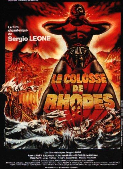 LAREDO ET LE COLOSSE DE RHODES -1 -
