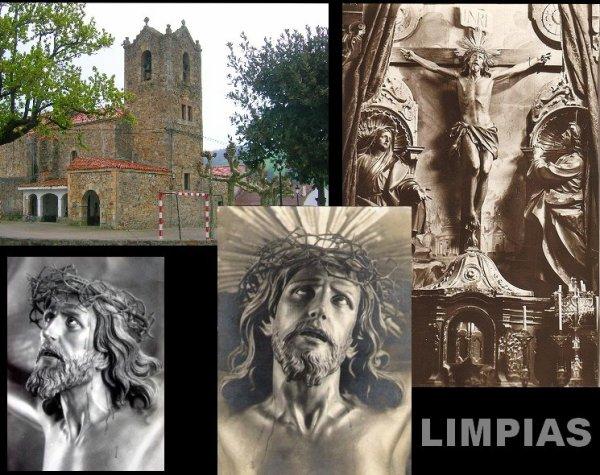 LIMPIAS, SON CHRIST MIRACULEUX ET...SES PICATOSTES