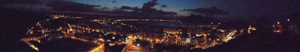 PANORAMA DE LAREDO BY NIGHT